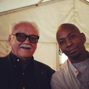 One of the guys I'd like to be like when I grow up ... Toots Thielemans.