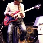 05.03.2010 Reggie Washington with CITIZEN X (Jean-Paul Bourelly,