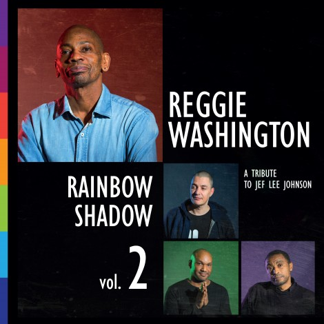 Rainbow Shadow &#8211; Volume 2<br />Jammin'colorS<br />December 1st, 2017