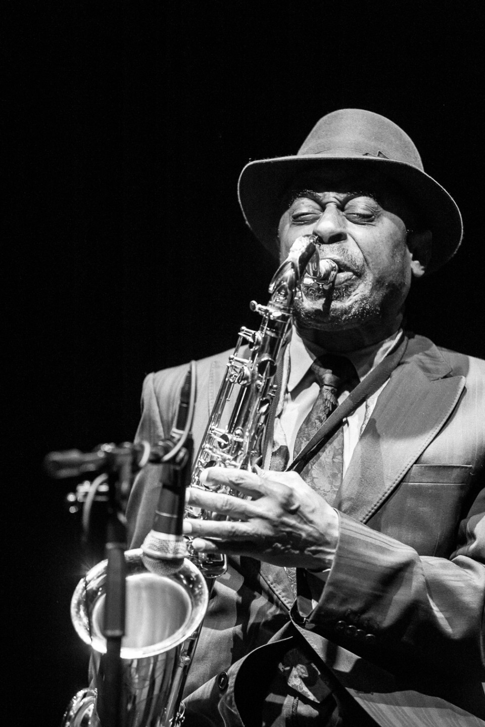 Archie Shepp Tribute to John Coltrane