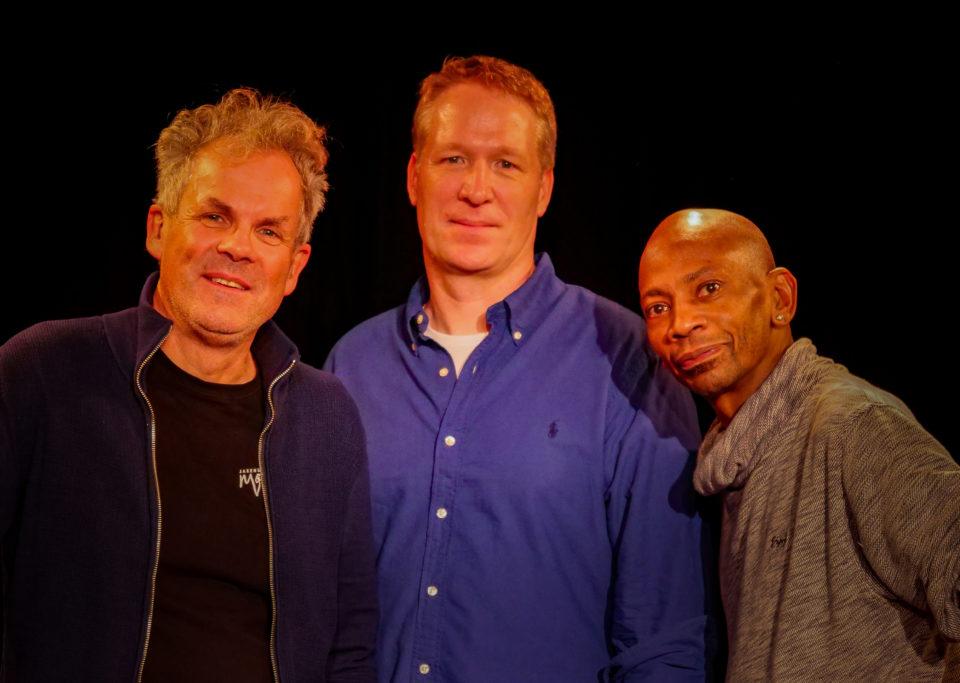 Carsten Lindholm Trio featuring Jan Gunnar Hoff & Reggie Washington
